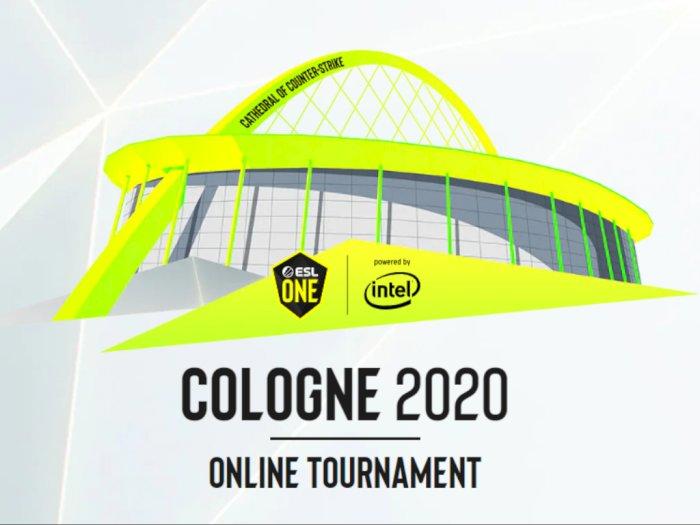 Turnamen CS:GO ESL One Cologne 2020 Digelar Secara Online dengan Sistem Baru