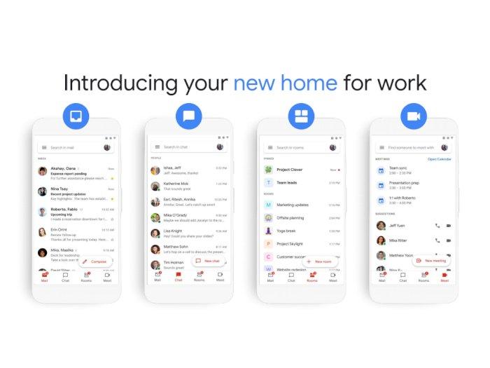 Tampilan Baru Aplikasi Gmail Bocor di Internet, Segera Rilis dalam Waktu Dekat?