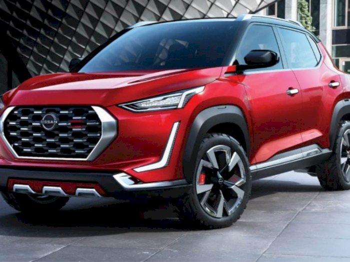 Nissan Pamerkan Konsep Mobil Terbaru, Nissan Magnite