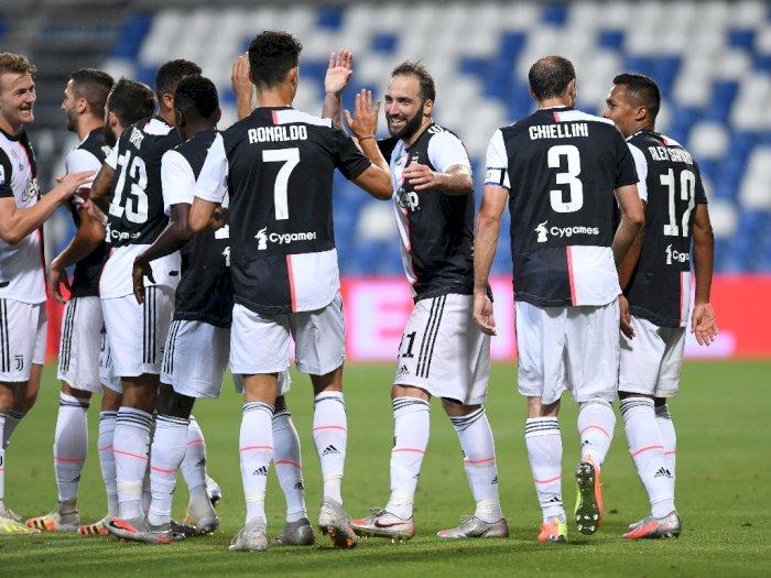 Rombak Skuad, Juventus Bakal Jual Sejumlah Pemain
