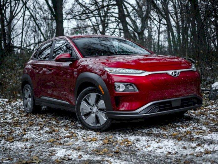 Per 30 Juni 2020, Hyundai Berhasil Jual Lebih 100.000 Unit Mobil Listrik Kona