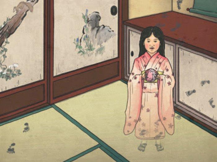 Zashiki Warashi, Yokai Anak-anak Pemberi Keberuntungan di Jepang