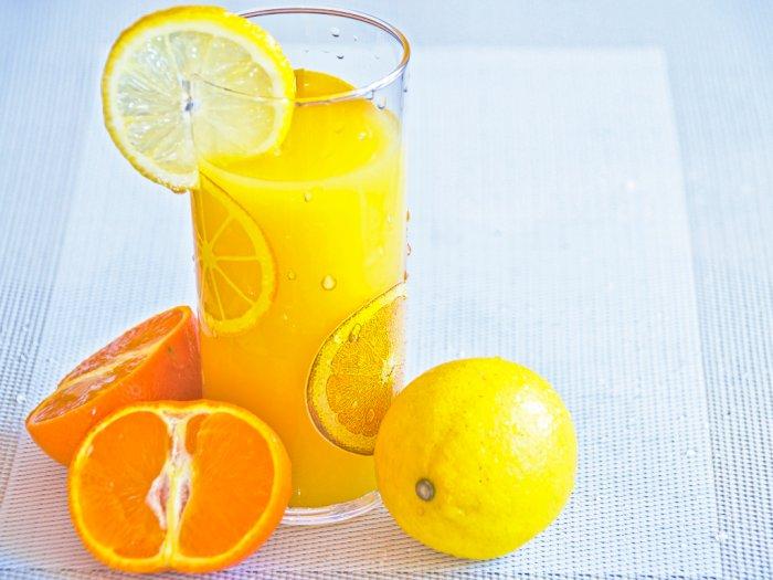 Penuhi Kebutuhan Vitamin C Kamu dengan Minum Jus Ini