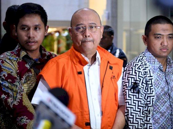Dzulmi Eldin Telah Dibawa ke Lapas Tanjung Gusta