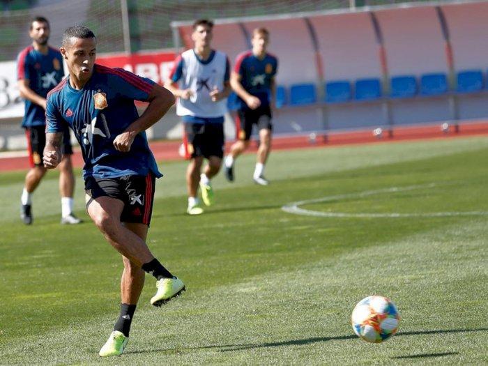 Thiago Alcantara Selangkah Lagi ke Liverpool