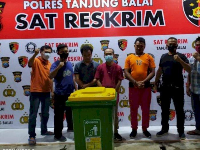 Kesal Gaji Kecil dan Insentif BPJS Tak Kunjung Cair, Pekerja Bobol Gudang Obat RS Tj Balai
