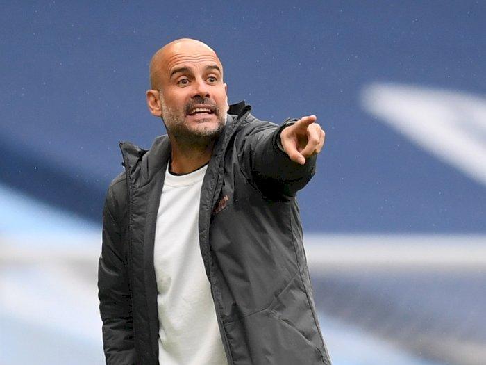 Jelang Laga Kontra Arsenal, Guardiola Tak Mau Anggap Remeh