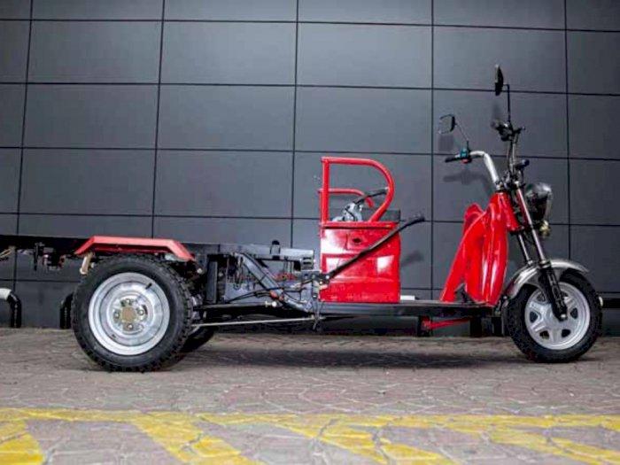 IMX Tantang Modifikator Sulap Motor Listrik Buatan Anak Bangsa