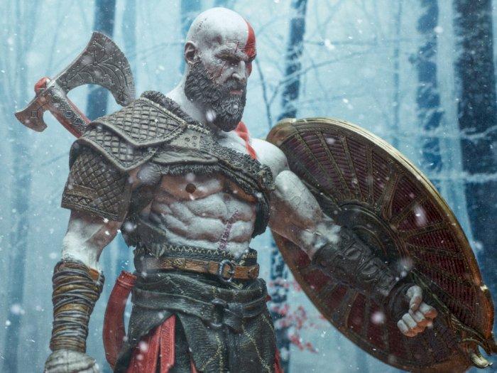 Kratos, Dewa Kekuatan Kejam Dalam Peperangan