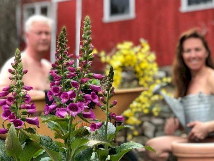 Hari Berkebun Telanjang Dunia, Perayaan Tahunan Berkebun Tanpa Busana