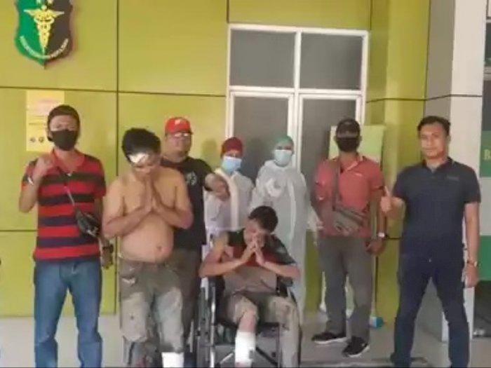 Melawan Saat Ditangkap, Dua Pencuri Mobil di Medan Terpaksa Dilumpuhkan Polisi
