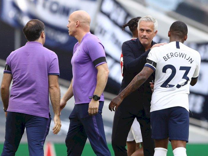 Jose Mourinho: Level Tottenham Itu Liga Champions