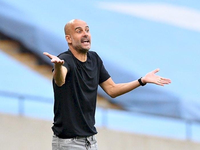 Pep Guardiola Kecewa dengan Penampilan City di Babak Pertama Kontra Arsenal