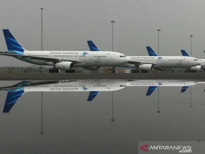 Pilot Garuda Pakai Narkoba, Semua Karyawan Diperiksa