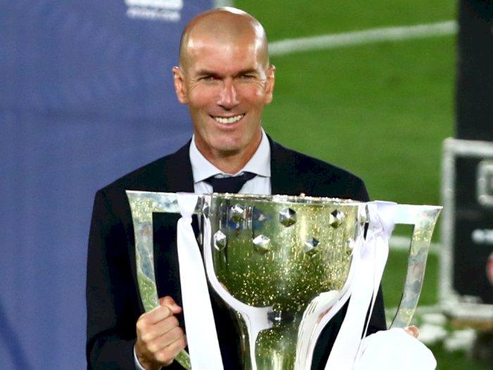 Zidane Tak Mau Disebut Pelatih Spesial