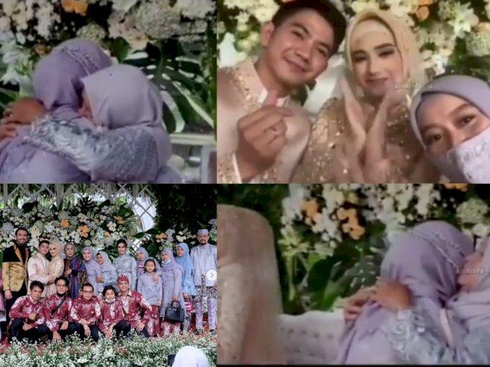Hadiri Pernikahan Mantan, Tangis Pecah saat Lesty Kejora Peluk Erat Ibu Rizky D'Academy