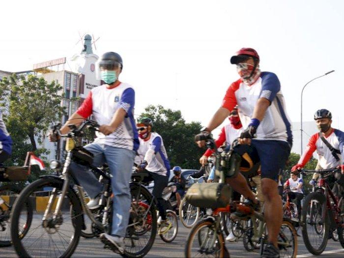 Pengguna Sepeda Naik 10 Persen, Wagub DKI: Jangan hanya Jadi Alat Olahraga