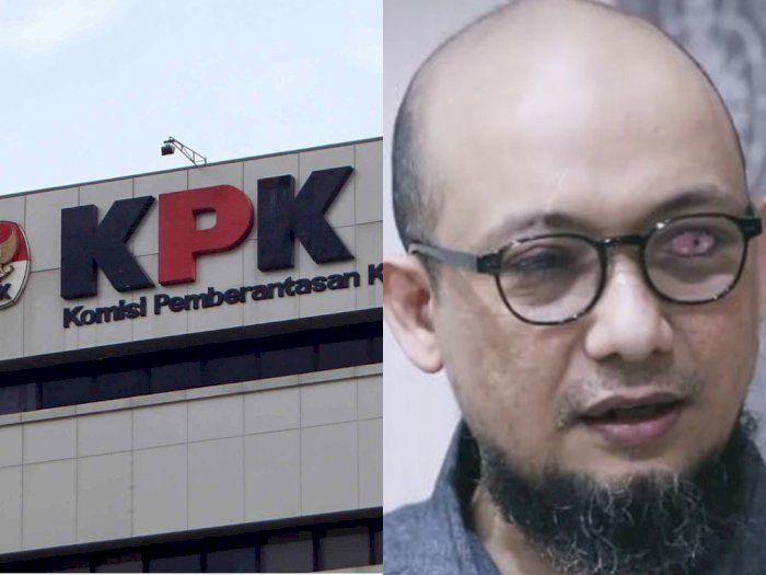 'Banyak Pegawai Berjanggut Jadi Pintu Masuk Kekuatan Besar Lemahkan KPK Pakai Isu Agama'