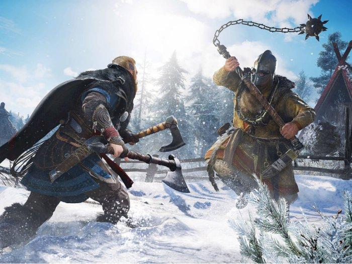 Assassin's Creed Valhalla akan Hadirkan Animasi X-Ray Seperti Game Mortal Kombat