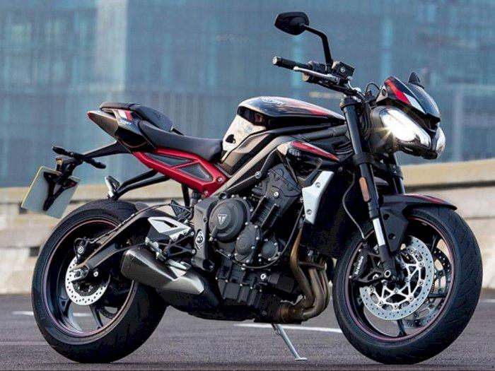 Triumph Siap Luncurkan Motor Sport Penantang Kawasaki Z900