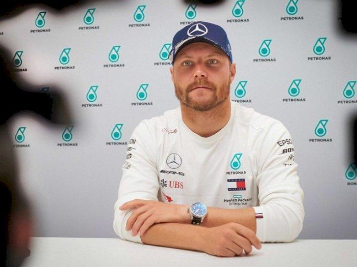 Gagal Raih Pole Position di sesi Kualifikasi F1 Hungaria, Valtteri Bottas Ngaku Kecewa