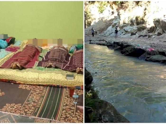 Hanyut di Sungai Bahapal Simalungun, 5 Orang Meninggal dan 1 Hilang, yang Ditolong Selamat
