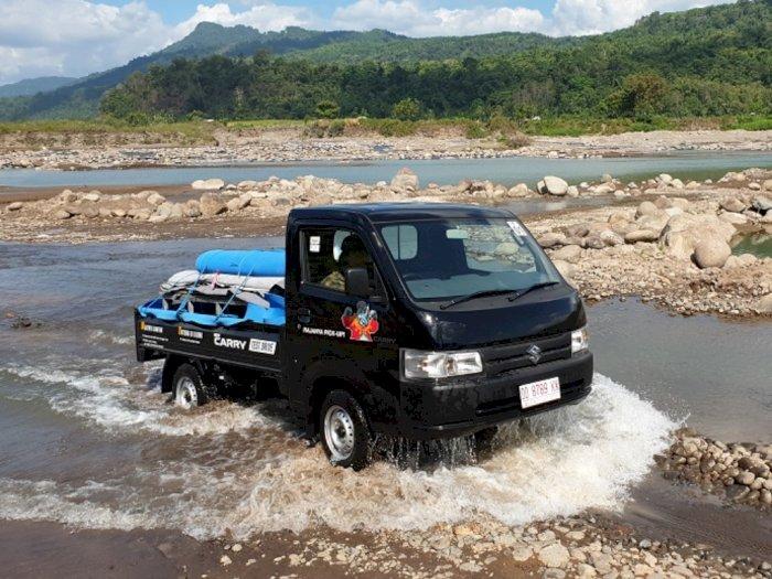 Masuk PSBB Transisi di Juni, Penjualan Suzuki Mulai Pulih