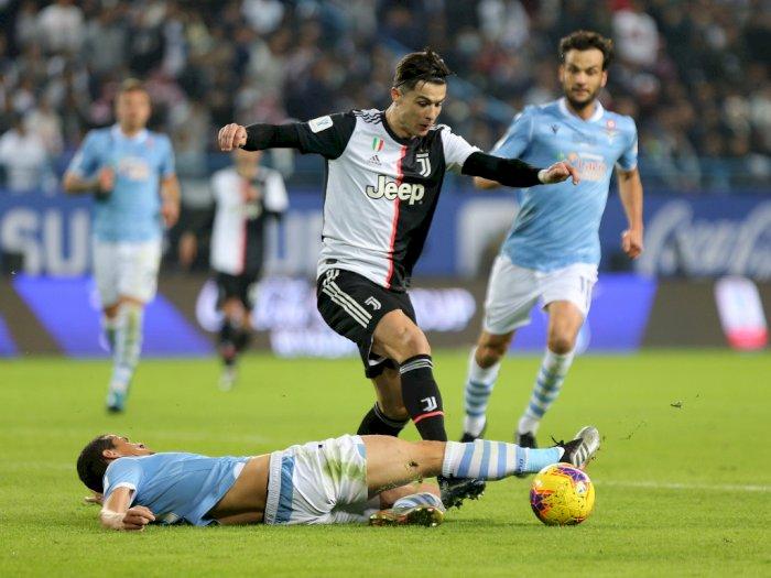Jelang Kontra Lazio, Sarri Minta Juventus Tetap Fokus