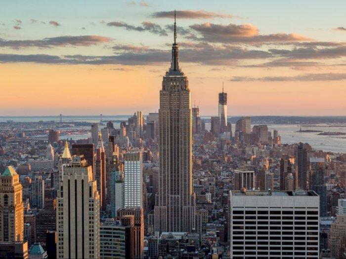 Empire State Building New York akan Terima Pengunjung Lagi