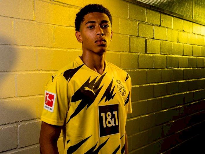 Borussia Dortmund Resmi Datangkan Jude Bellingham dari Birmingham City