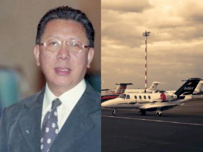 Djoko Tjandra Kabur dari Indonesia Pakai Jet Pribadi, Siapa Pemiliknya?