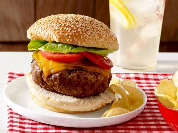 Membuat Beef Burger Sendiri di Rumah? Ikuti Resep Berikut