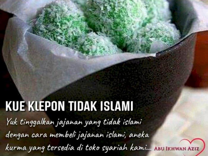 Kue Klepon Tidak Islami Trending Topic, Ulah Buzzer Sudutkan Umat Muslim?