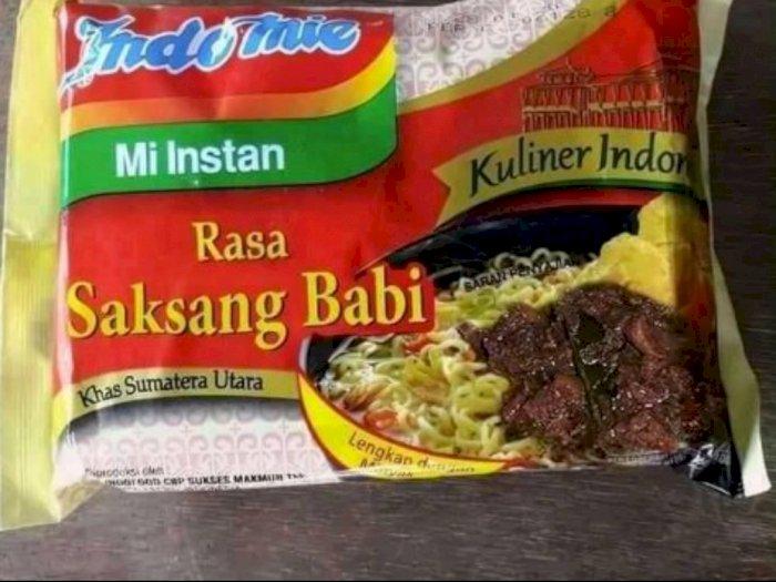 CEK FAKTA: Indomie Rasa Saksang Babi Ternyata Hoaks, Seluruh Produk Indomie Halal