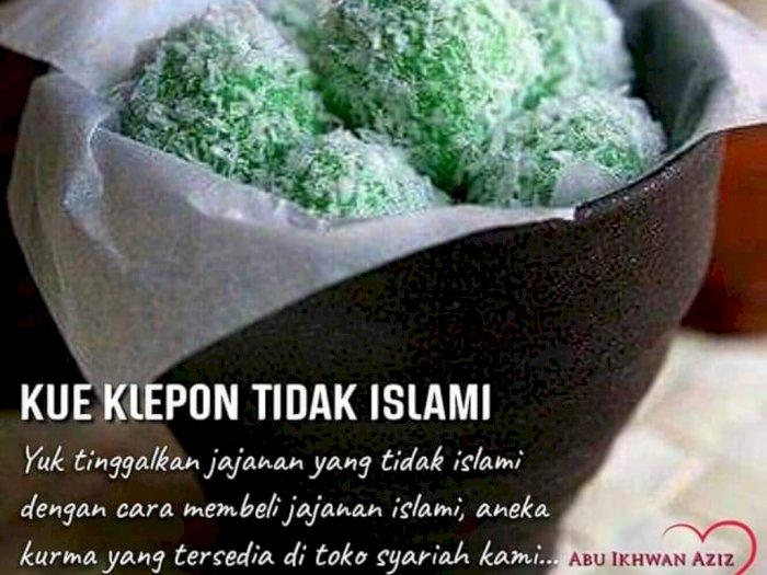 Viral Kue Klepon Tidak Islami, Cendekiawan Muslim: Bikin Islam Sulit Maju