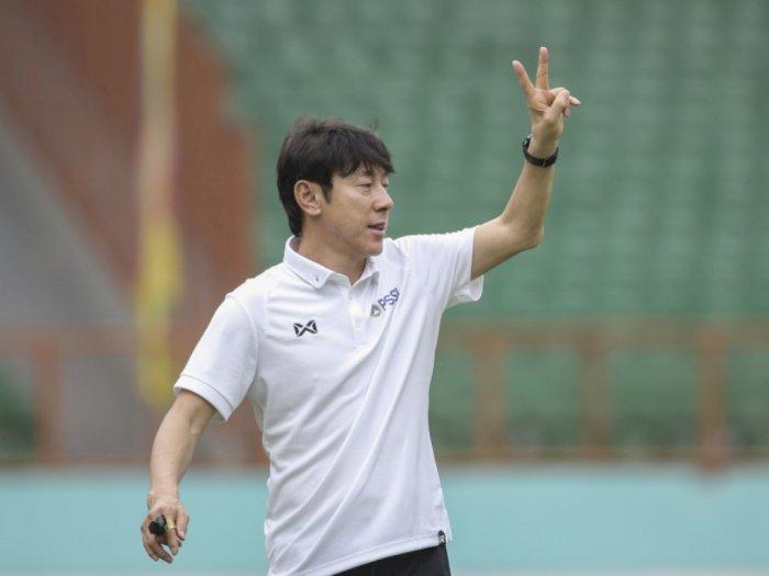 Berikut 29 Pemain yang Dipanggil Shin Tae-yong Untuk TC Timnas