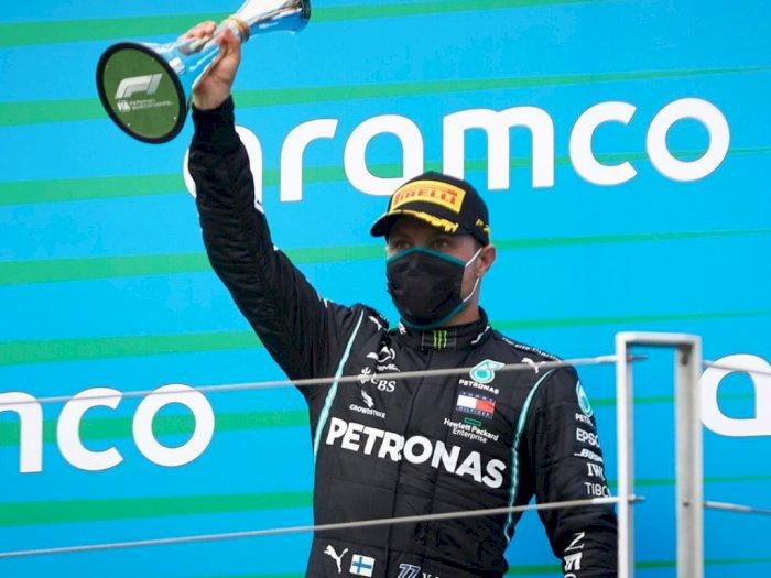 Ini Alasan Kenapa Valtteri Bottas Tidak Dihukum Setelah Lakukan Jumpstart di F1 Hungaria!