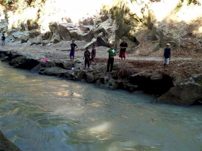 Kehadiran Kakek Misterius Sebelum Kejadian Tragis 6 Orang Hanyut di Sungai Bahapal