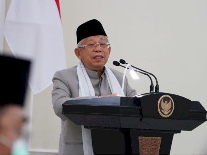 Mar'uf Amin: Kuliah Tatap Muka Diperbolehkan Jika Daerahnya Berstandar WHO
