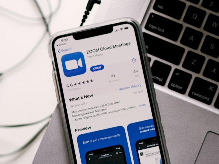 Zoom Pecahkan Rekor Aplikasi dengan Unduhan Paling Banyak di App Store