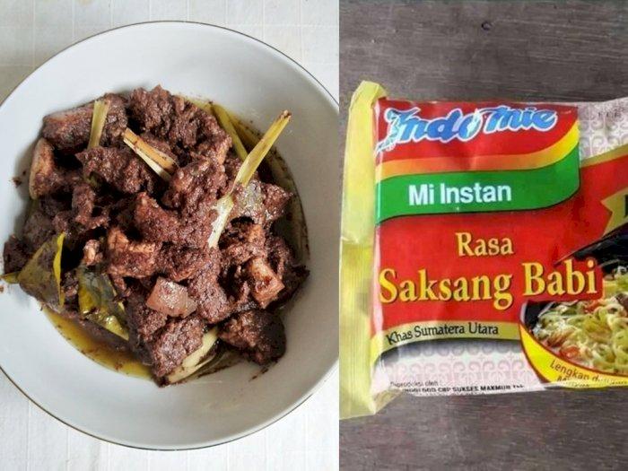 Mengenal Saksang Babi, Kuliner Khas Batak yang Viral Jadi Rasa Indomie Hasil Foto Editan