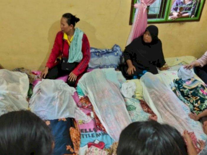 Cerita Korban Selamat dari Kejadiaan Naas Satu Keluarga Hanyut di Sungai di Simalungun