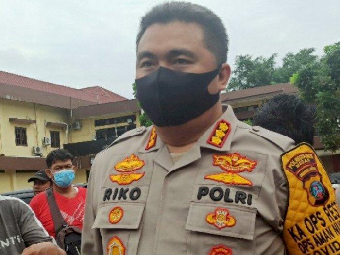 Anggota DPRD Sumut Aniaya Polisi di Medan, Ditetapkan Sebagai Tersangka