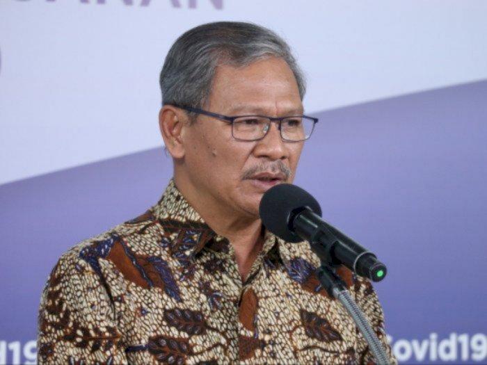 Achmad Yurianto Tegaskan Tidak Lagi Jadi Jubir Covid-19 Per Hari Ini