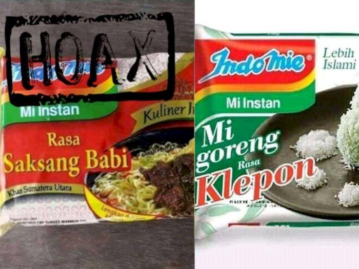 Indomie Goreng Rasa Klepon, Satire Hoaks Indomie Rasa Saksang Babi dan Klepon Tidak Islami