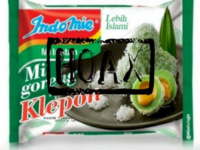 Setelah HOAX Indomie Rasa Saksang Babi, Muncul Indomie Rasa Klepon, Lebih Islami Katanya