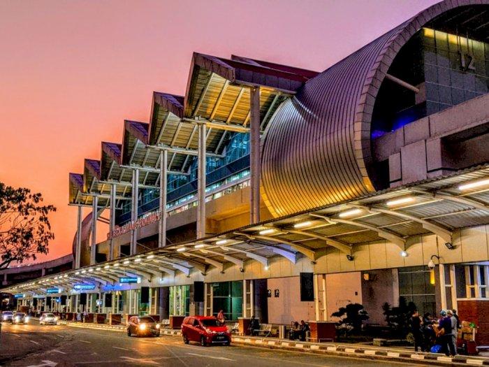 Tak Tahu Itu Kantor Polisi, Maling Satroni Bangunan Baru Polres Bandara Soekarno-Hatta