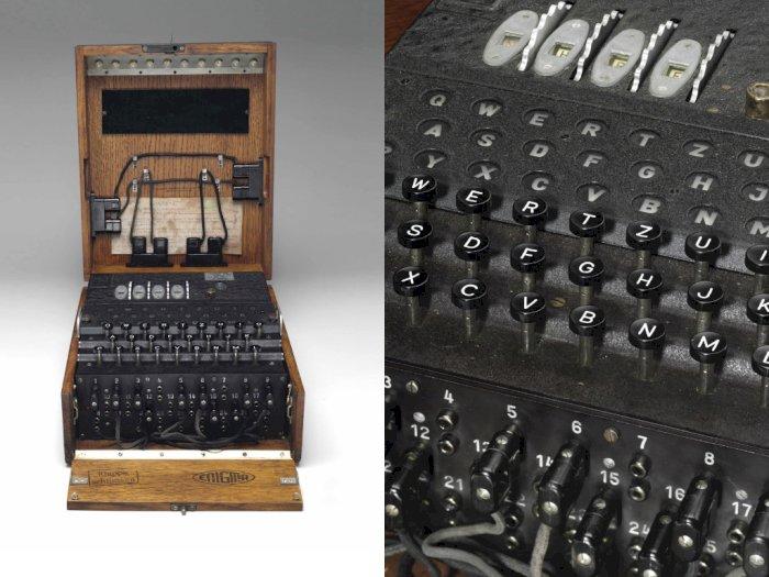 Mesin Enigma dengan Sistem Enkripsi Terumit Ini Terjual Senilai Rp6,4 Miliar!