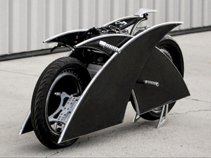 Unik, Ini Desain Motor Listrik Paling Ekstrem di Dunia