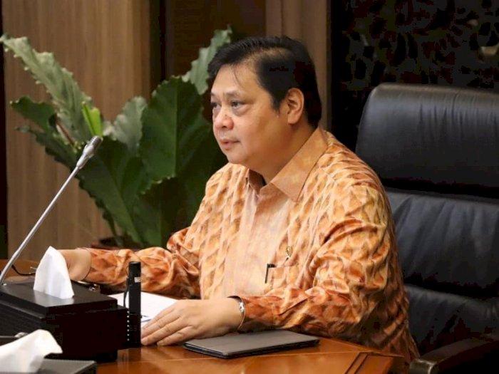 Dampak Covid-19, Menko Perekonomian: Jurang Resesi Indonesia Tak Sedalam Negara Lain